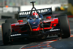 Dan Clarke (Minardi Team USA)