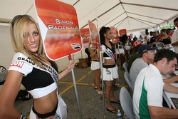 A charming Miss Grand Prix of Toronto