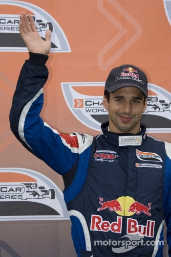 Meet the driver: Neel Jani
