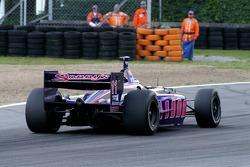 Katherine Legge GBR Dale Coyne Racing