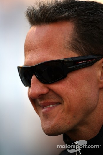 Michael Schumacher, Mercedes GP F1 Team