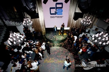 GP2 launch party, Billionaire Istanbul