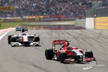 Jerome d'Ambrosio, Marussia Virgin Racing, Narain Karthikeyan, Hispania Racing F1 Team