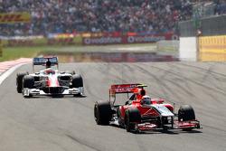 Jerome d'Ambrosio, Marussia Virgin Racing, Narain Karthikeyan, Hispania Racing F1 Team