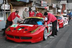 #51 AF Corse Ferrari F430