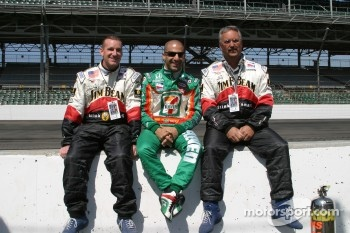 Indy Experience two-seater: Tony Kanaan and guest