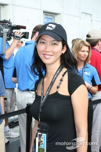 Jeanette Lee, the 'Black Widow'