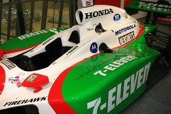 Part of the display in the Honda Collection Hall
