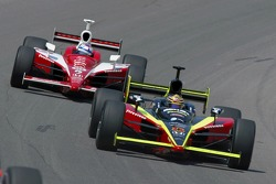 Scott Sharp and Scott Dixon