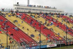 Main grandstands