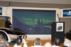 2008 Indianapolis 500 Chevrolet Corvette Pace Cars unveiled