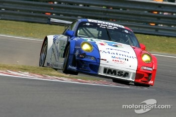 #76 IMSA Performance Matmut Porsche 911 RSR: Patrick Pilet, Wolf Henzler