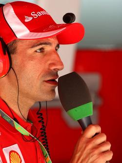 Marc Gene, Spanish TV