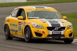 Aaron Povoledo, Volvo C30 FWD