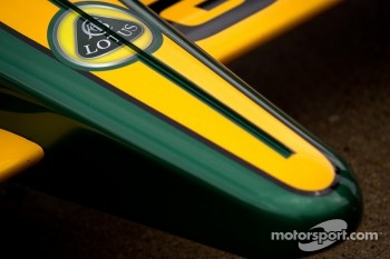 Car detail, Tony Kanaan, KV Racing Technology-Lotus