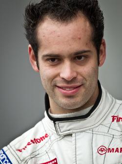 Juan Pablo Garcia, Jensen Motorsport