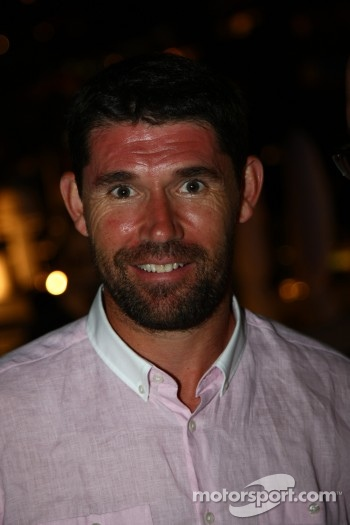 Irish Golf player Padraig Harrington