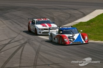 #5 Action Express Racing Porsche/Riley: David Donohue, Darren Law