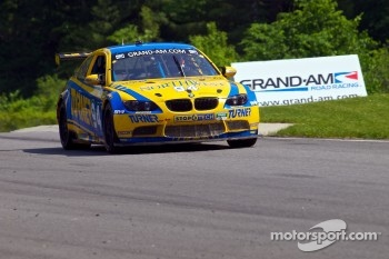 #94 Turner Motorsports BMW M6: Bill Auberlen, Paul Dalla Lana