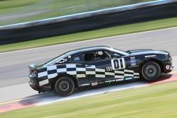 #01 CKS Autosport Camaro GS.R: Tom Dyer, Tony Rivera