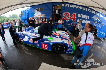 #16 Pescarolo Team Pescarolo Judd