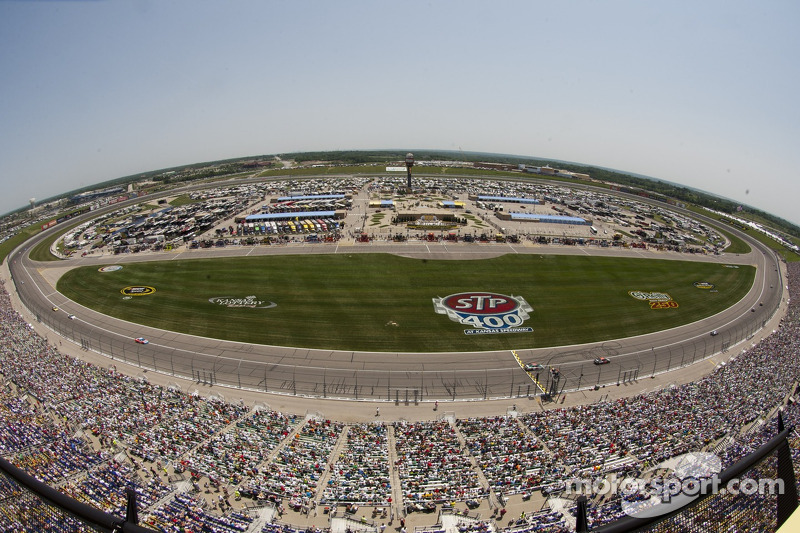 kansas speedway at kansas
