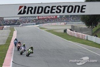Loris Capirossi, Pramac Racing Team leads