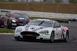 #7 Young Driver AMR Aston Martin DBR9 GT1: Tomas Enge, Alex Muller