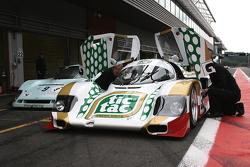 #33 Porsche 962: Henrik Lindberg, Peter Nielson