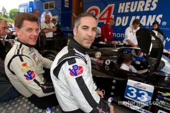 Scott Tucker and Joao Barbosa