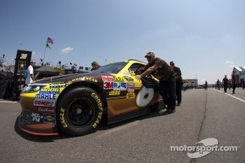 Car of David Ragan, Roush Fenway Racing Ford