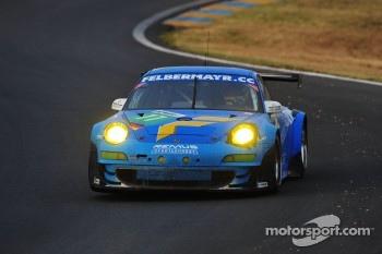 #77 Team Felbermayr-Proton Porsche 911 RSR: Marc Lieb, Richard Lietz