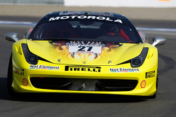 Ferrari of Houston Ferrari 458 Challenge: Mark McKenzie
