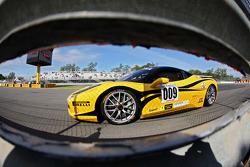 Ferrari of San Francisco Ferrari 458 Challenge: Charles Hall-Pinner