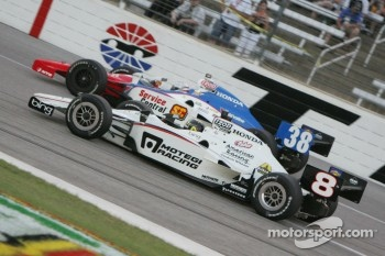 Paul Tracy, Dragon Racing, Graham Rahal, Service Central Chip Ganassi Racing