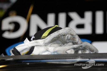 Gloves of Carl Edwards, Roush Fenway Racing Ford