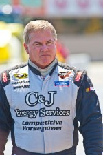 Terry Labonte, FAS Lane C&J Energy Services Ford