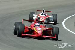 Jimmy Vasser and Arie Luyendyk