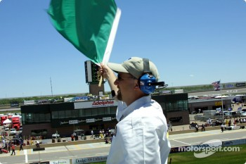 Green flag