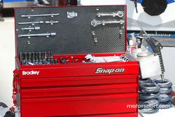 Bradley Motorsports toolbox