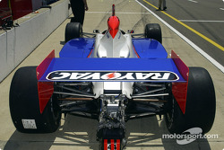 The Blair Racing Dallara-Chevrolet