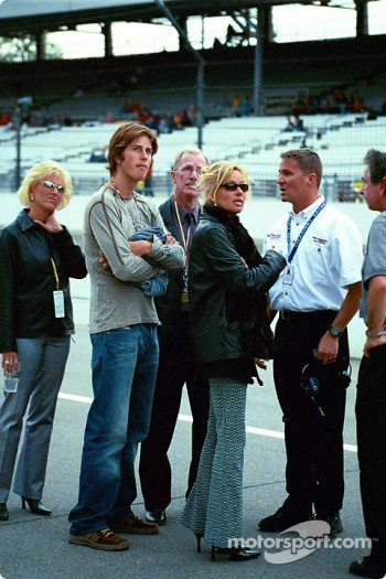 The Luyendyk family