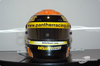 Billy Boat's helmet