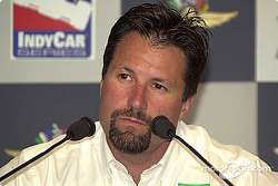 Michael Andretti admitted he was always driven by the fear of losing