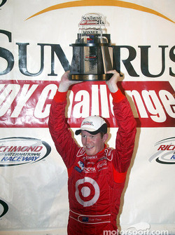 Race winner Scott Dixon
