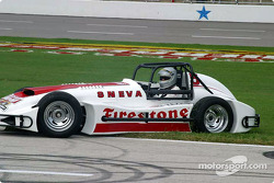 Practice session 2: Tom Sneva spins