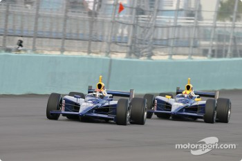 Alex Barron and Ed Carpenter