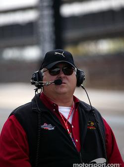 Panther Racing owner John Barnes