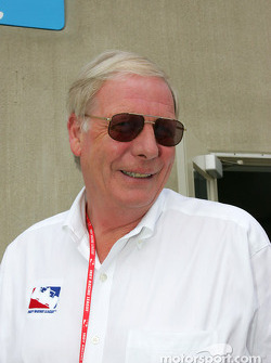 Les Mactaggart Technical Consultant for the Indy Racing League