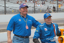 Ron Hemelgarn and Buddy Lazier
